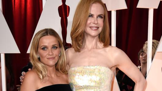 Gemeinsam stark: Reese Witherspoon & Nicole Kidman
