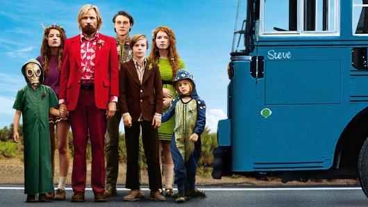 Für seine sechs Kinder ist Ben Cash (Viggo Mortensen) Captain Fantastic