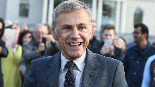 Oscar-Gewinner Christoph Waltz