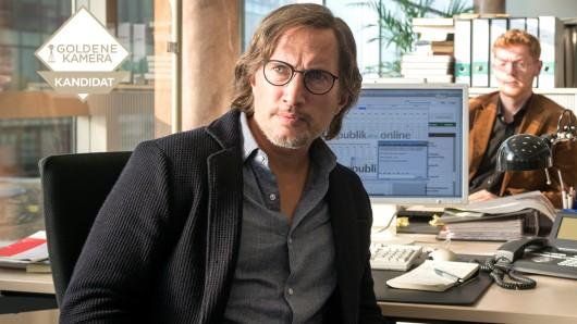 Journalist Jan Schulte (Benno Fürmann) will einem Skandal aufdecken.