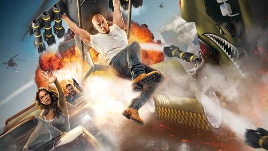Für Fans der Fast & Furious-Reihe: Fast & Furious - Supercharged