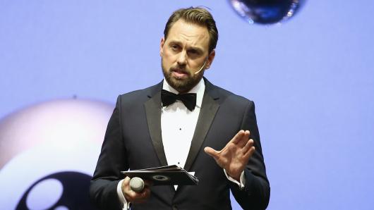 Moderator Steven Gätjen (43)