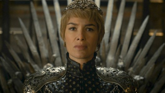 Game of Thrones-Schurkin Cersei Lannister (Lena Headey) übernimmt stellvertretend auch im Ranking der erfolgreichsten TV-Serien die Thronposition