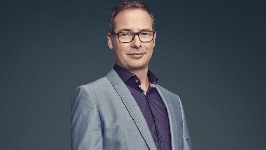 Moderator Matthias Opdenhövel (46)