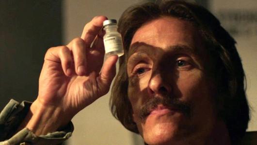 Ron Woodroof (Matthew McConaughey) probiert alles im Kampf gegen AIDS.