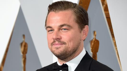Leonardo DiCaprio kämpft für die Umwelt