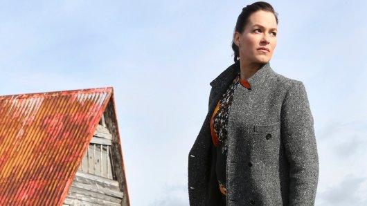 Im Island-Krimi spielt Franka Potente eine isländische Hobby-Ermittlerin, die von Visionen geplagt wird.