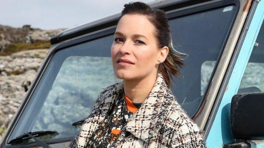 Franka Potente (42) spielt im Island-Krimi die Kriminalautorin Solveig