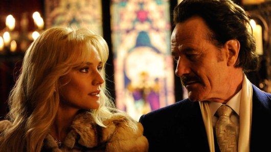 Undercover-Lover: Für ihren Einsatz gibt sich Polizistin Kathy Ertz (Diane Kruger) als Verlobte von Infiltrator Robert Mazur (Bryan Cranston) aus