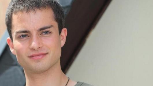 Max Hegewald absolviert zurzeit ein Filmstudium.