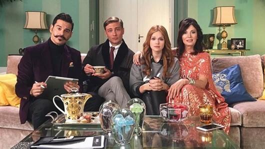 Der Cast von High Society
