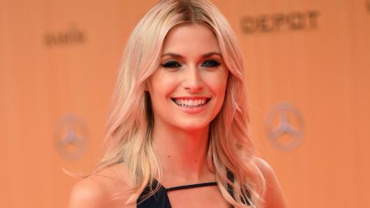 Model und Moderatorin: Lena Gercke