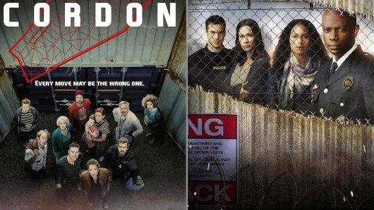 Die neue US-Serie Containment und ihre belgische Vorlage Cordon