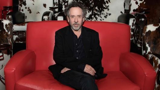 Kinovisionär mit Gruselfaible: Die Insel der besonderen Kinder-Regisseur Tim Burton (58)