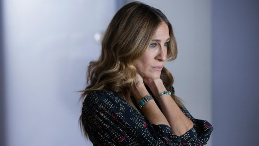 Nach Sex and the City kommt Divorce: Sarah Jessica Parker als Scheidungswillige