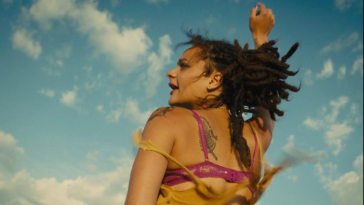 Newcomerin Sasha Lane als American Honey