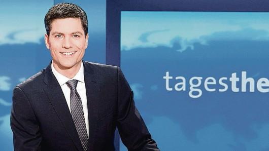 Der neue Mr. Tagesthemen: Ingo Zamperoni (42)