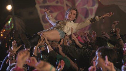 Endlich wieder oben auf: Renée Zellweger feiert in Bridget Jones' Baby ihr Paraderollen-Comeback