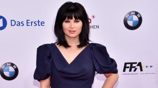 Seit ihrer GOLDENEN KAMERA endgültig im Schauspielfieber: Anna Fischer (30), Nachwuchspreisträgerin 2007