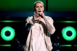"""""""Top Male Artist"""" bei den Billboard Music Awards 2016 und YouTube-Video-Milliardär: Justin Bieber (22)"""