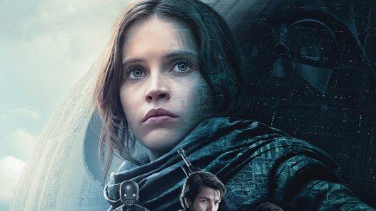 Das Artwork zu Rogue One: A Star Wars Story