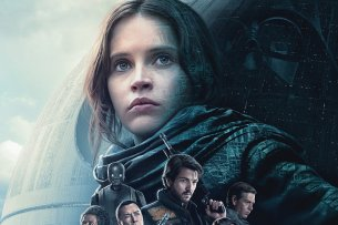 "Das Artwork zu ""Rogue One: A Star Wars Story"""