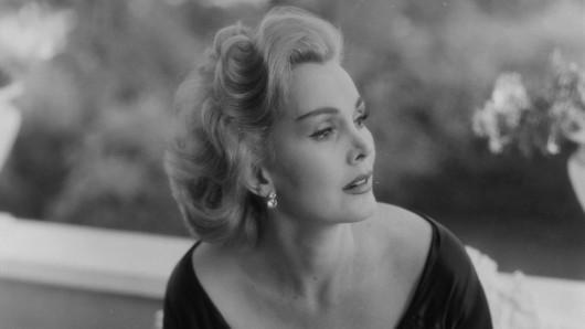 Abschied von einer Hollywood-Diva: Zsa Zsa Gabor (6. 2. 1917 bis 18. 12. 2016)