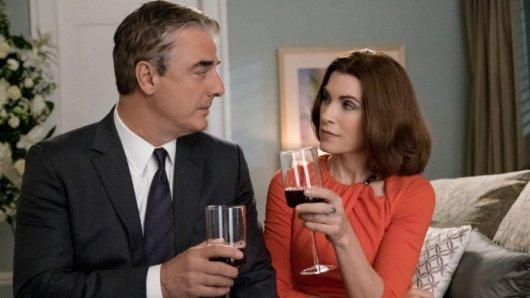 Stand by your man? Im Serienfinale wird sich endgültig zeigen, ob The Good Wife Alicia (Julianna Margulies) zu ihrem Ehemann Peter (Chris North) hält.