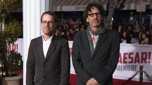 Die Regisseure Ethan (l.) und Joel Coen