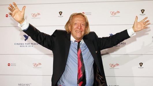Jetset-Legende Rolf Eden (86) blickt auf ein filmreifes Partyleben zurück