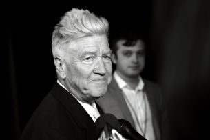 Regisseur David Lynch (71)