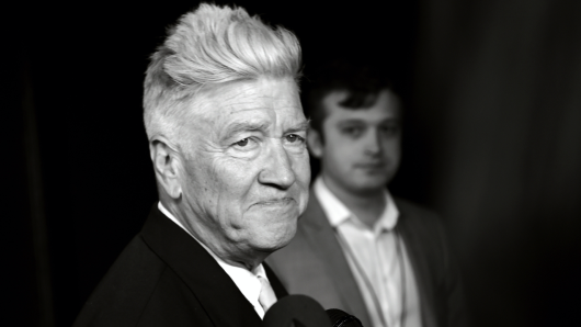 Regisseur David Lynch (71)