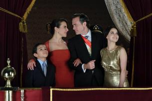 Alessio Valentini, Kate del Castillo, Erik Hayser und Alicia Jaziz (v.l.)