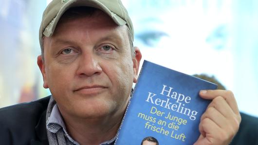 Schauspieler, Comedian und Bestseller-Autor: Hape Kerkeling (52)