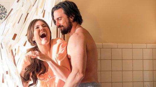 Rebecca (Mandy Moore, l.) und Jack (Milo Ventimiglia). Foto: © 2016 NBC Universal Media, LLC