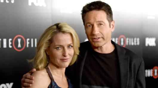 Gillian Anderson und David Duchovny ermitteln erneut als Scully und Mulder