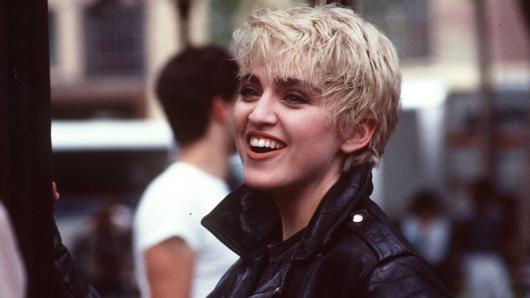 Madonna im Jahr 1986