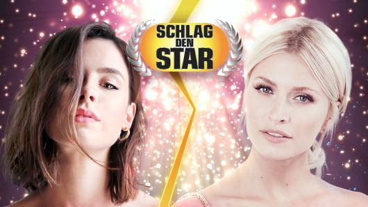 Konkurrentinnen: Lena Meyer-Landrut (l.) und Lena Gercke