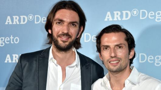 Die Produzenten Max Wiedemann (l.) und Quirin Berg
