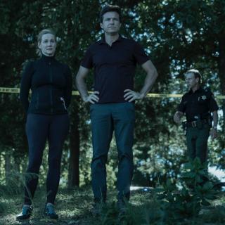 Marty Byrde (Jason Bateman) und seine Frau Wendy (Laura Linney) stecken in Schwierigkeiten
