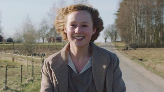 Alba August als Astrid Lindgren