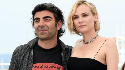Fatih Akin und Diane Kruger wurden in Cannes gefeiert