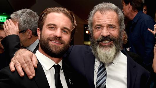 Wie der Vater, so der Sohn: Mel Gibson (61) und sein frisch ins Schauspielfach gewechselter Sohn Milo (27)