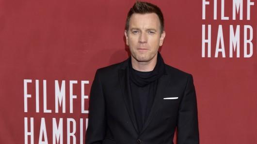 Würde gerne noch einmal in die Jedi-Kutte schlüpfen: Ewan McGregor (46)