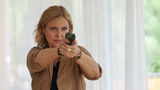 Gefährlicher Einsatz für Vera Lanz (Katharina Böhm)