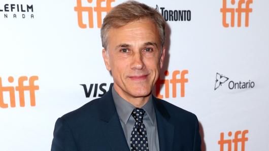 Christtoph Waltz hat gerade in Toronto seinen neuen Film Downsizing vorgestellt