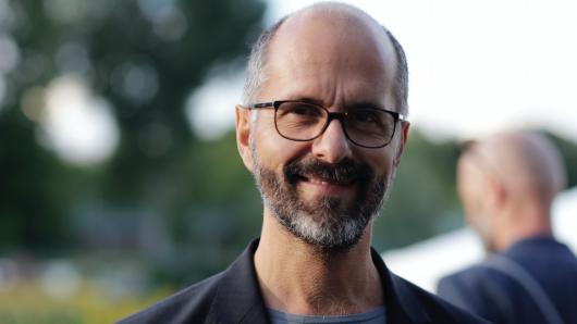 Bald für die Telekom im Einsatz: Germanized-Hauptdarsteller Christoph Maria Herbst