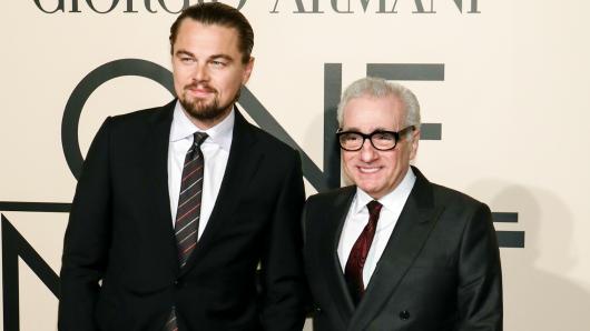 Ein eingespieltes Team: DiCaprio und Scorsese