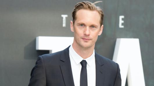 Bald als Serien-Spion unterwegs: Alexander Skarsgård (41)