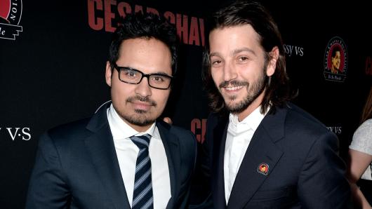 Neu an Bord: Michael Peña (l.) und Diego Luna